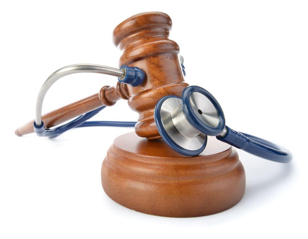 Медицинский адвокат и юрист