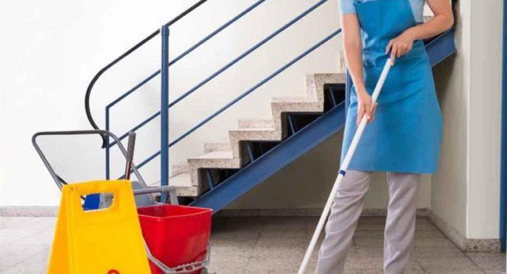 Уборка подъездов домов